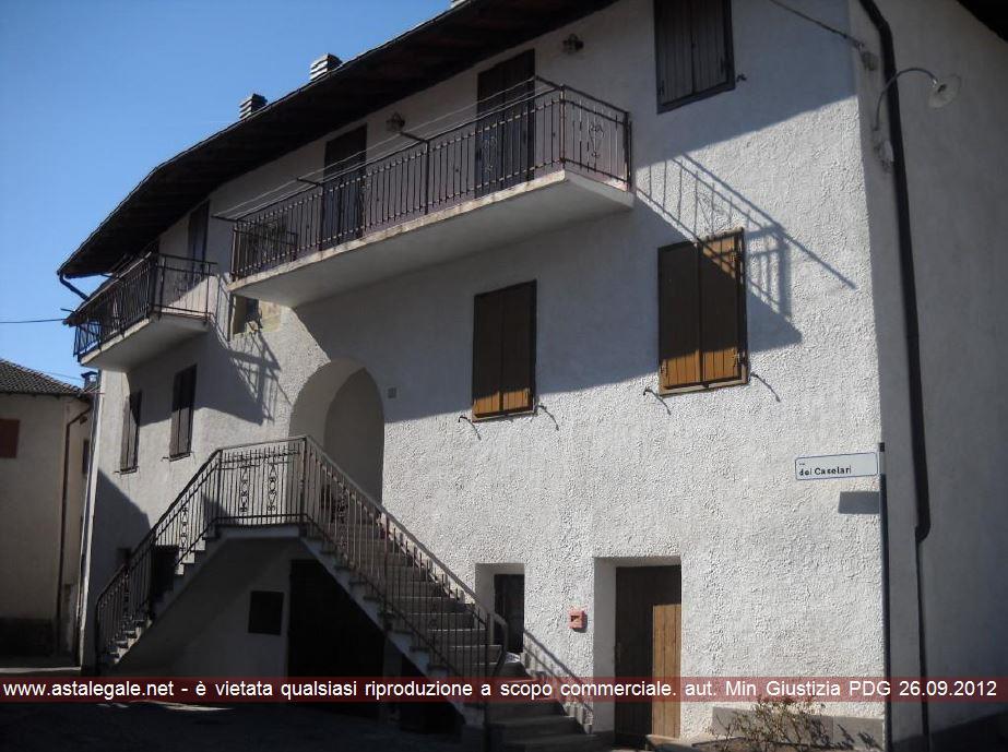Baselga Di Pine' (TN) Localita' Miola - Via Dei Caselari 4