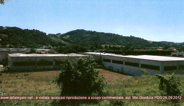 Pergola (PU) Via Dell'Industria (già via PANTANA) 42