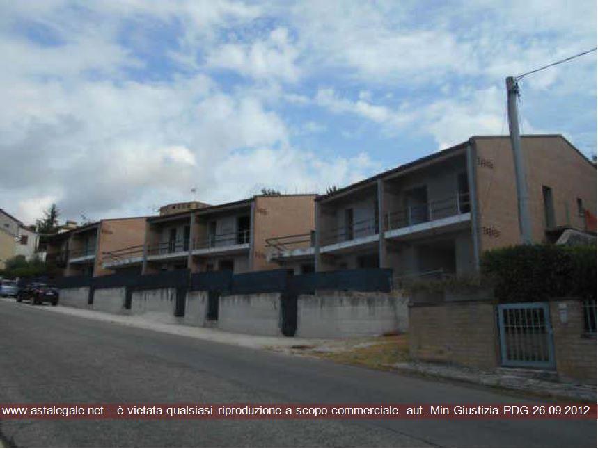 Mondavio (PU) Strada provinciale Mondaviese 7/a