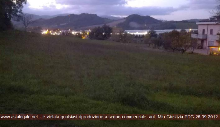 Fabriano (AN) Localita' Marischio