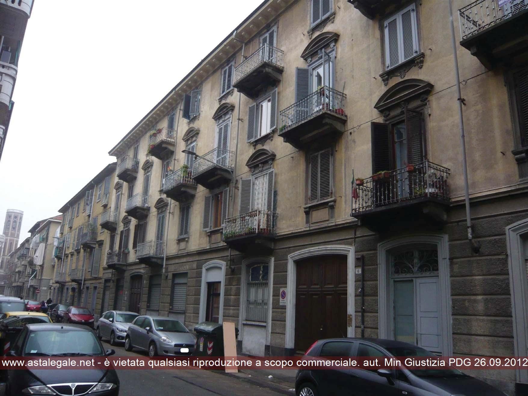 Torino (TO) Via LOMBARDORE 8
