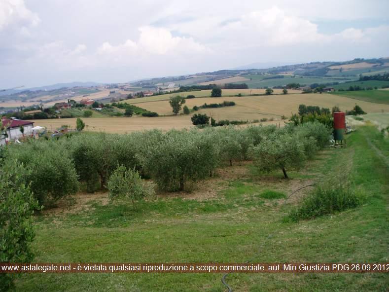 Marsciano (PG) Localita' Spina - accesso da Via Marzabotto