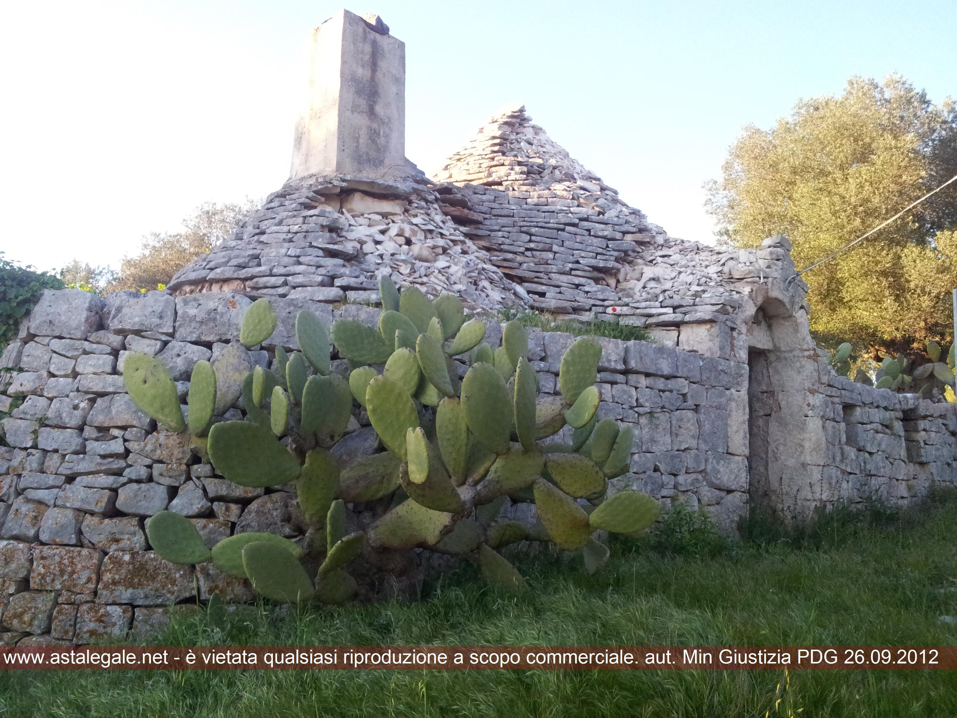 Ostuni (BR) Contrada Pascarosa-Satia s.n. s.n.
