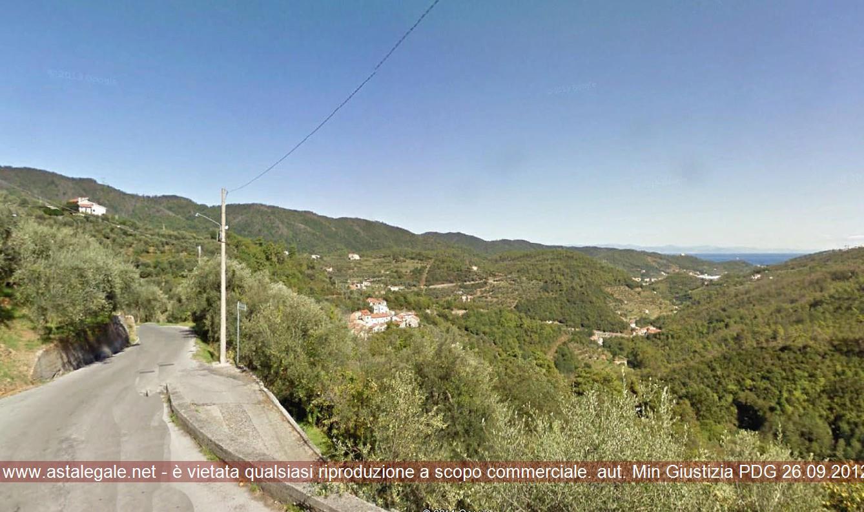 Quiliano (SV) Strada Vicinale Cianasso - frazione Cerri snc