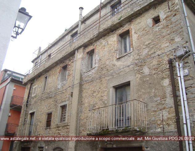 Montalbano Elicona (ME) Via Roma angolo Via Cavour  6