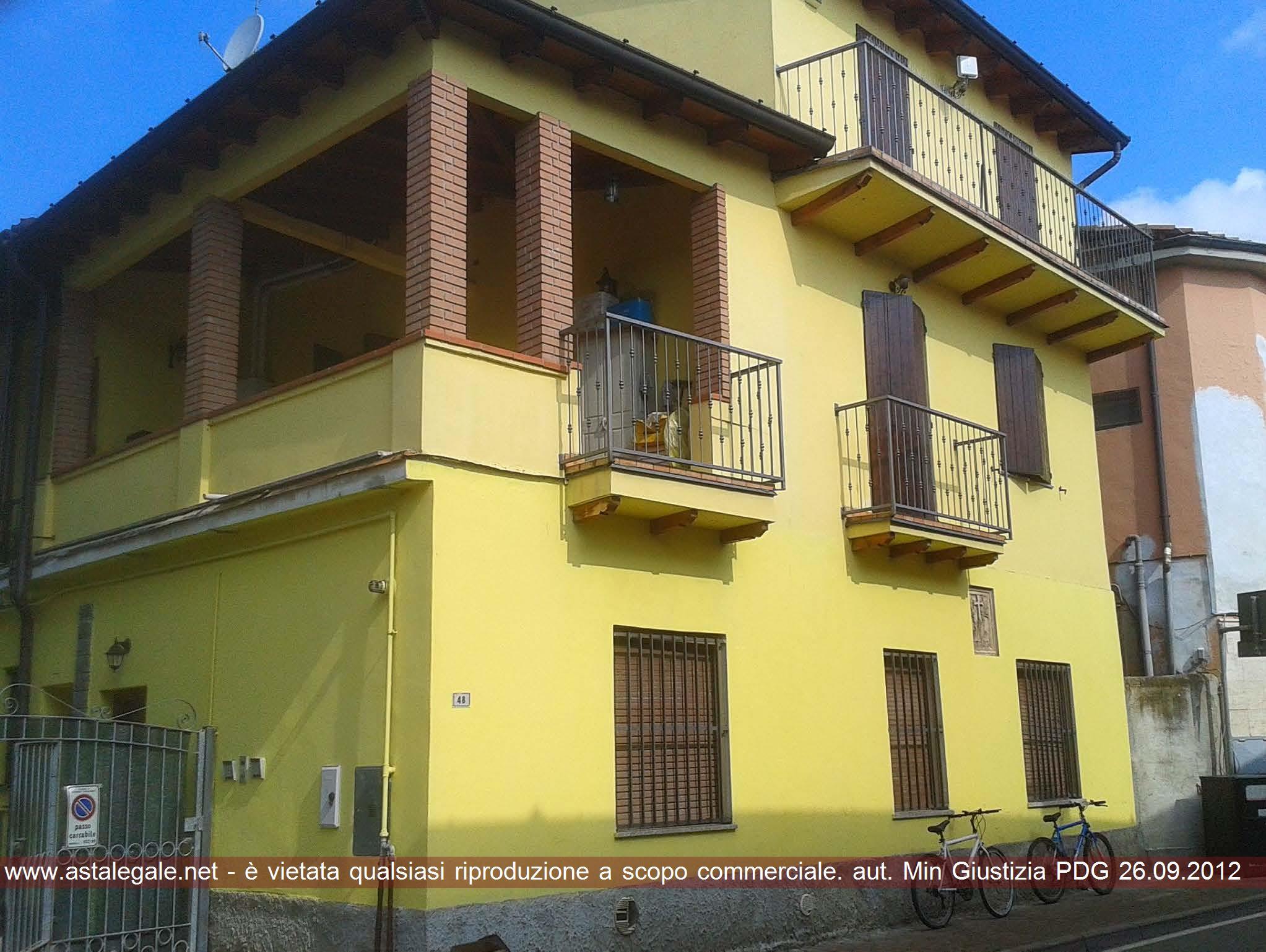 Ossago Lodigiano (LO) Via Roma 48