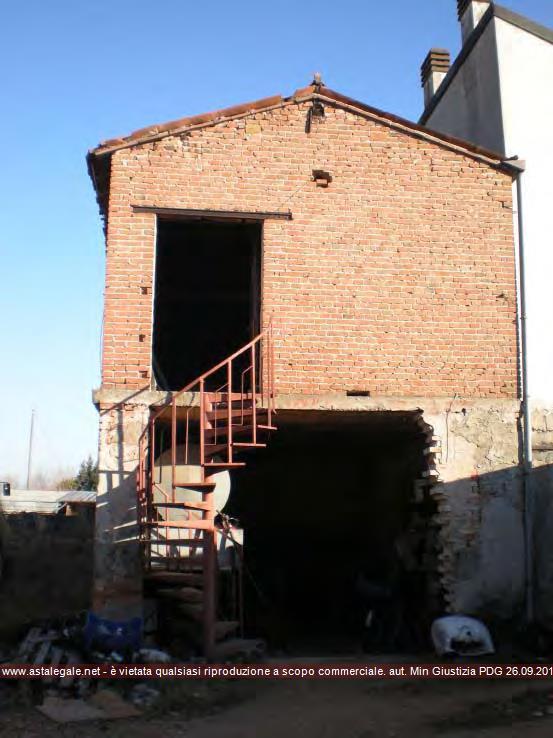Albaredo D'adige (VR) Frazione Presina, Via Villaraspa