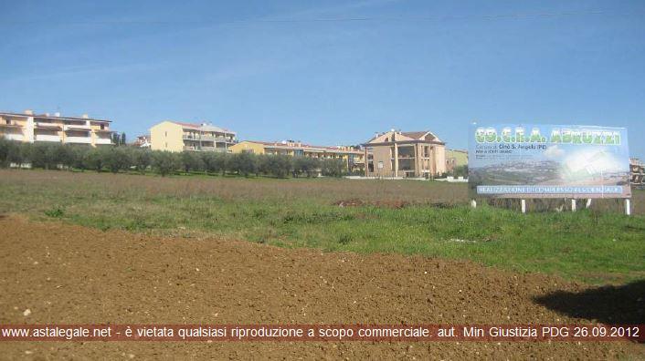 Citta' Sant'angelo (PE) Via Fonte Umano (loc. Clinica Villa Serena)