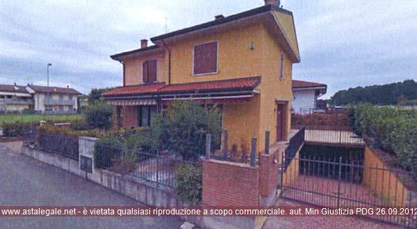 Bovolone (VR) Localita' Creari, Via Nicolò dei Conti 10/B