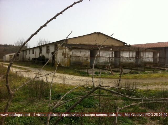 Farnese (VT) Localita' S. Amico