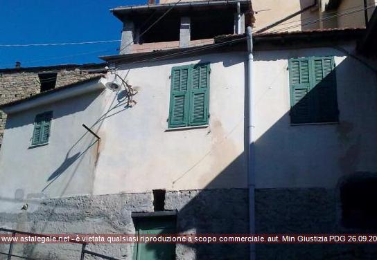 Imperia (IM) Frazione Montegrazie - Via DEGLI ORTI 24