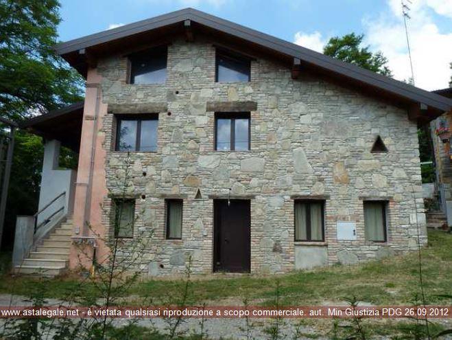 Pellegrino Parmense (PR) Localita' il Poggio di Schiazzano