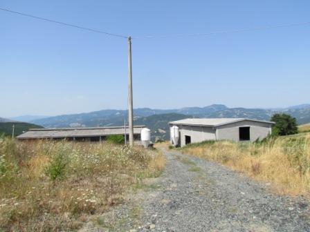 Berceto (PR) Frazione Pagazzano, Località Centro e dintorni