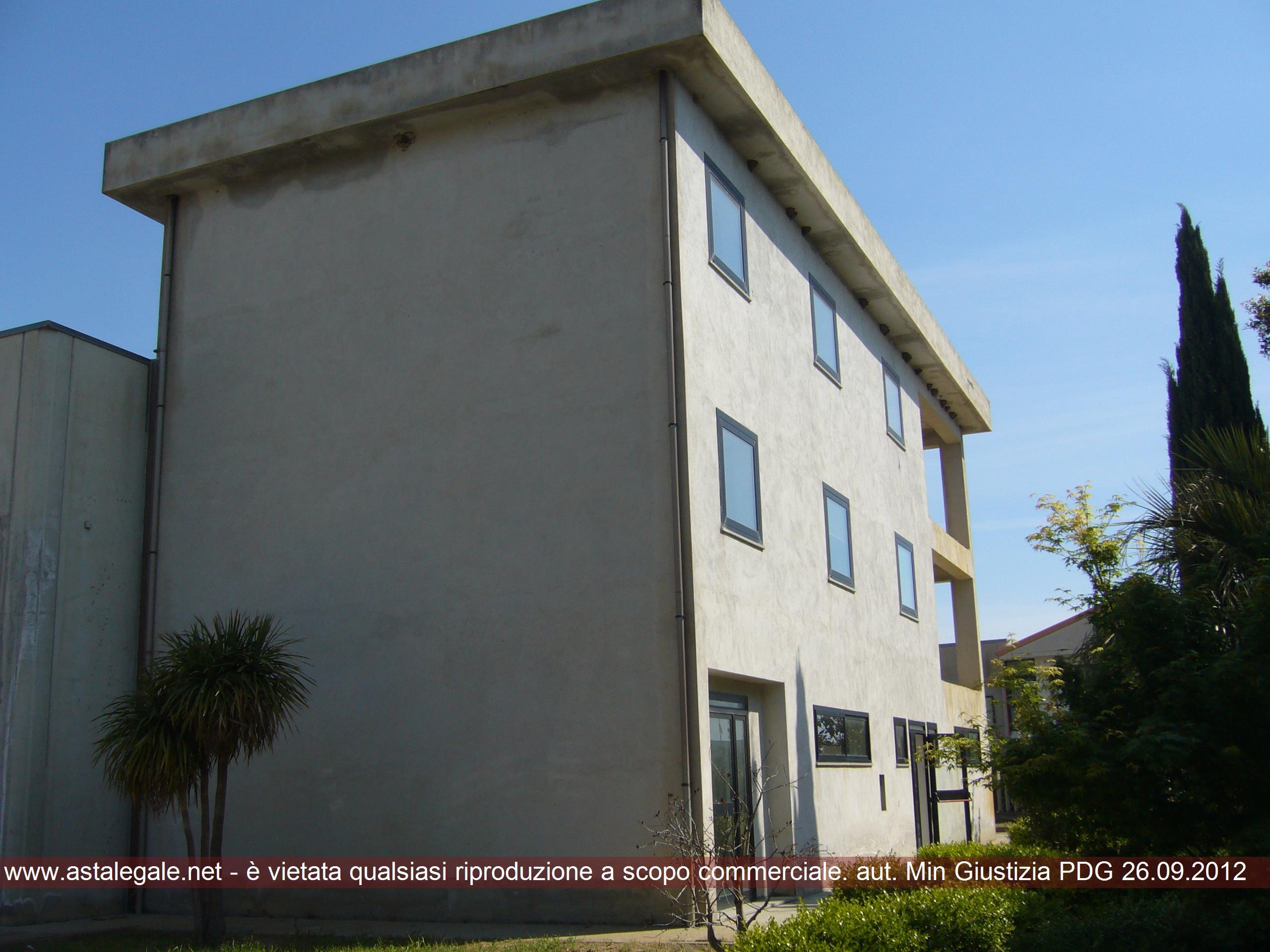 Corigliano Calabro (CS) Zona Zona industriale Schiavonea snc