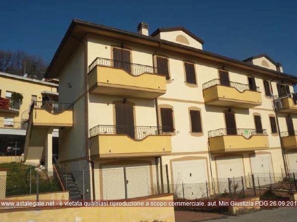 Montecalvo In Foglia (PU) Frazione Località San Giorgio - Via Monte Rosa