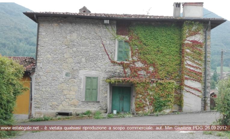 Albino (BG) Via Ronco (zona Vallalta - frazione Abbazia) 1/A