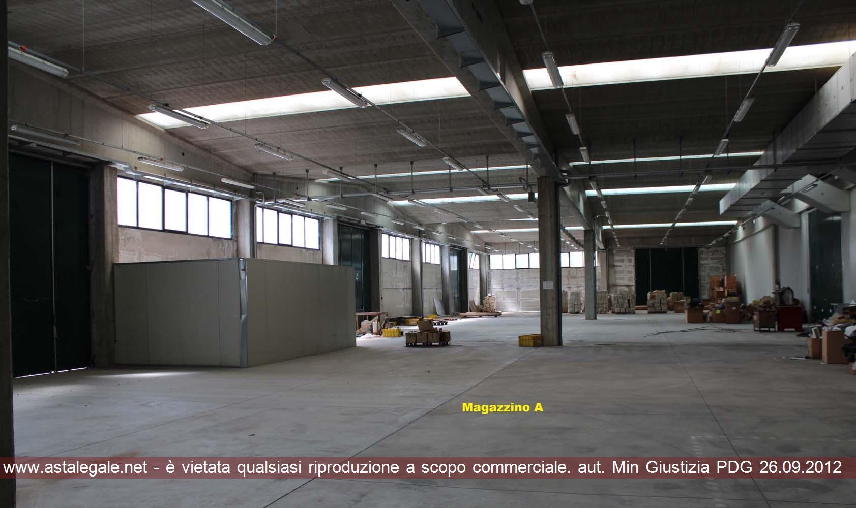Spezzano Albanese (CS) Contrada Infascinato (AREA PIP)