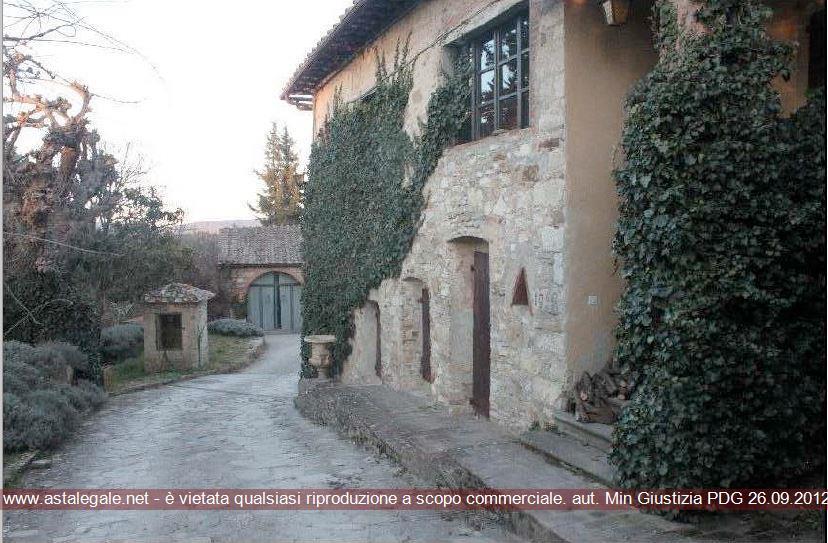 Barberino Val D'elsa (FI) Strada Provinciale di Castellina in Chianti 19, 19/A, 21, 22, 23, 25, 27