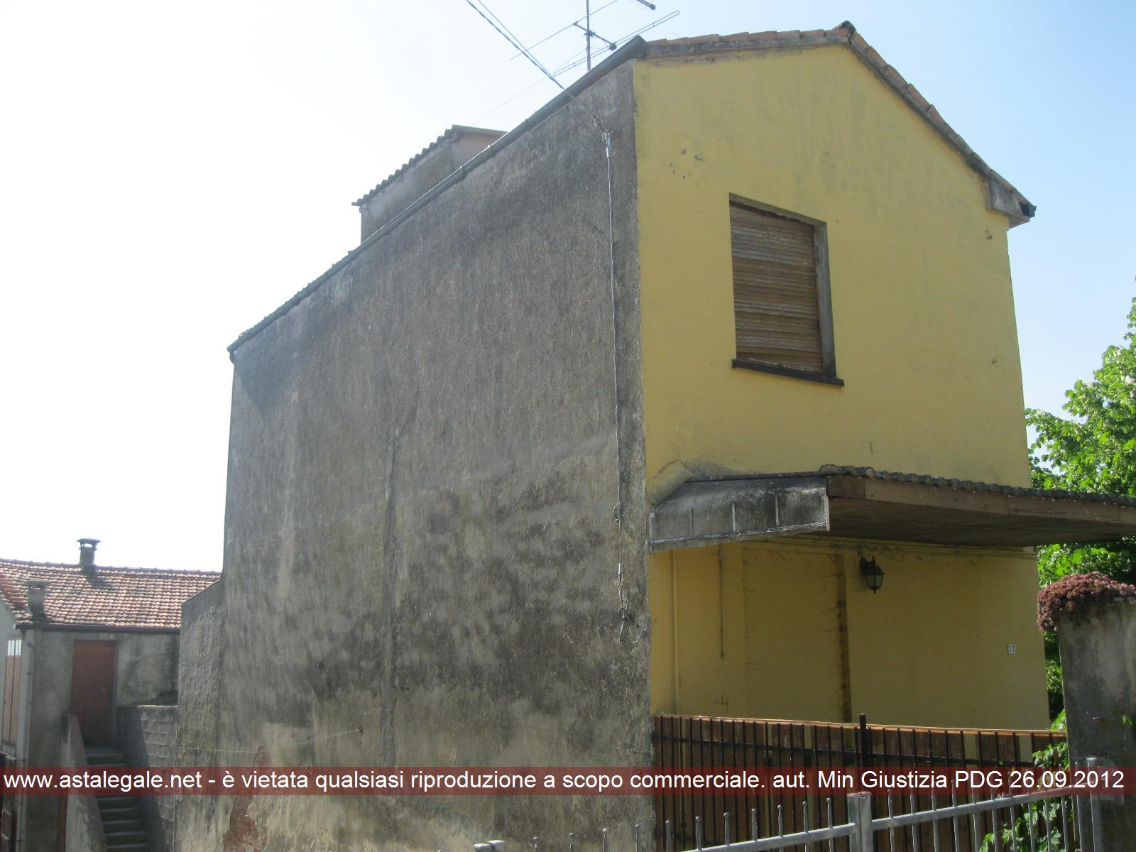 Ziano Piacentino (PC) Localita' Badenigo di Vicobarone 17