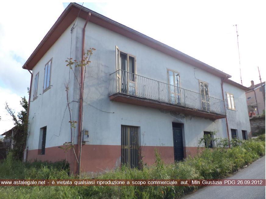 Montemiletto (AV) Contrada Caponi  2