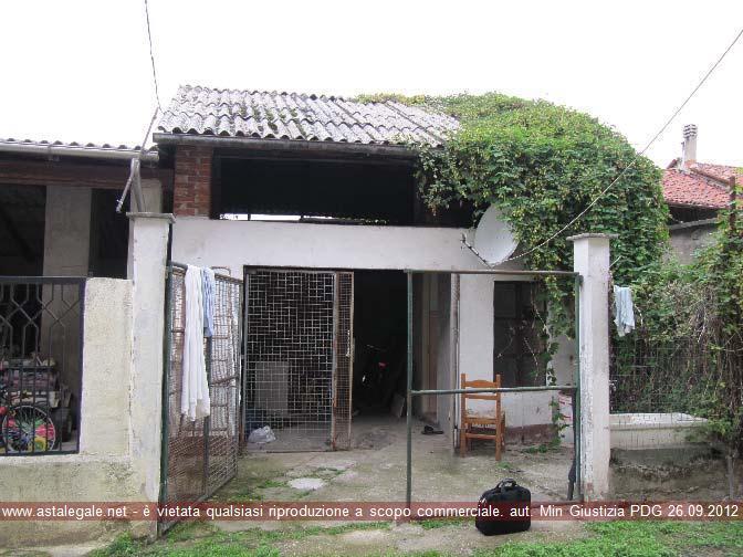 Palestro (PV) Via Garibaldi 29