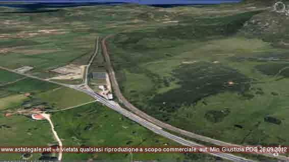 Golfo Aranci (OT) Localita' Conia Sant'Eliseo sn