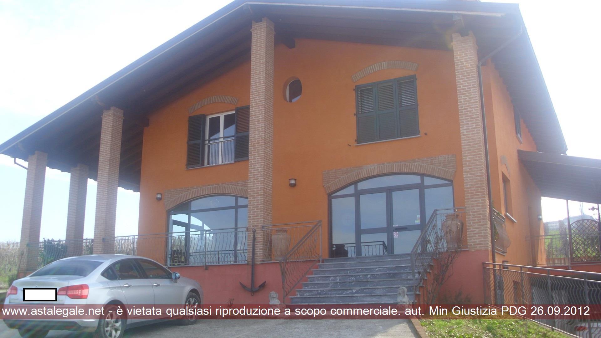 Ziano Piacentino (PC) Localita' Vicobarone