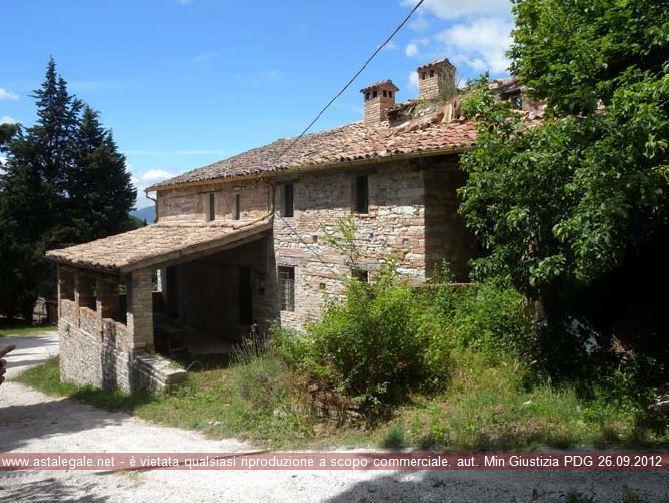 Urbino (PU) Frazione Canavaccio - Via Santa Maria Pomonte  snc