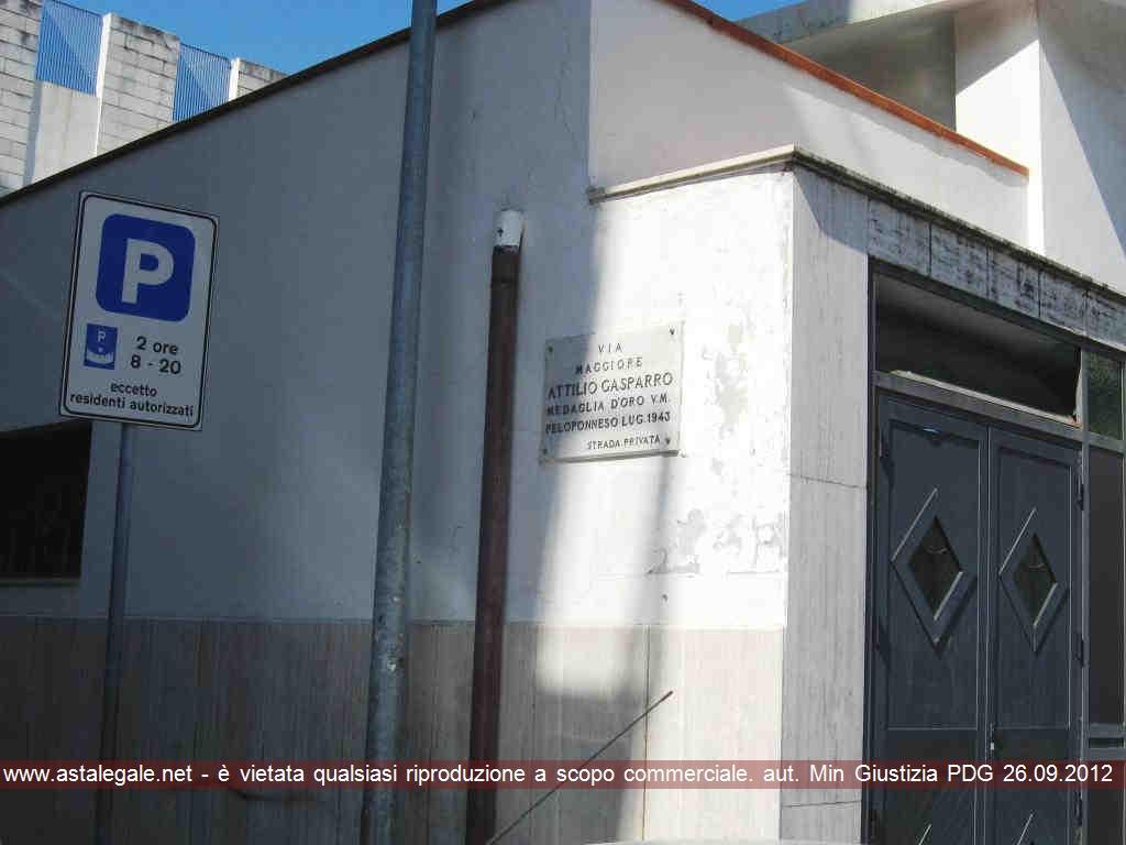 Milazzo (ME) Via Col.Francesco Magistri, traversa Attilio Gasparro