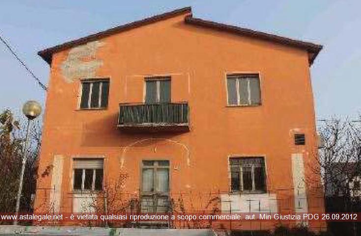 Curtatone (MN) Localita' San Silvestro - Via Matteotti 8