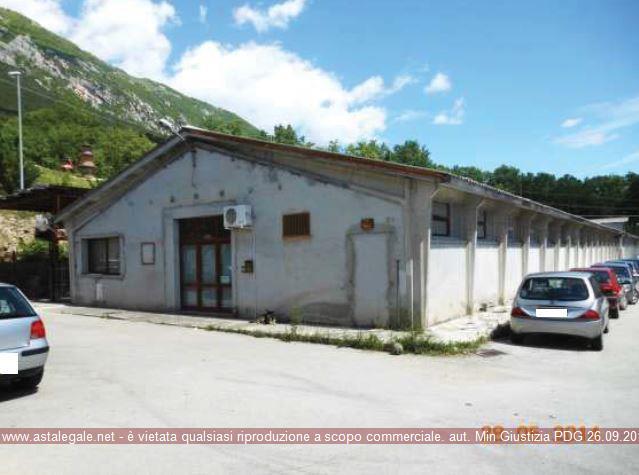 Lama Dei Peligni (CH) Zona  Artigianale Sant'Eramo
