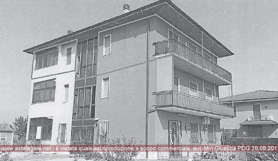 Ticengo (CR) Via Marconi  30/c