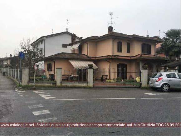 Sannazzaro De' Burgondi (PV) Via SAN FRANCESCO D'ASSISI 5