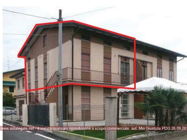 San Giorgio Delle Pertiche (PD) Localita' Arsego, via Papa Giovanni XXIII 16/B