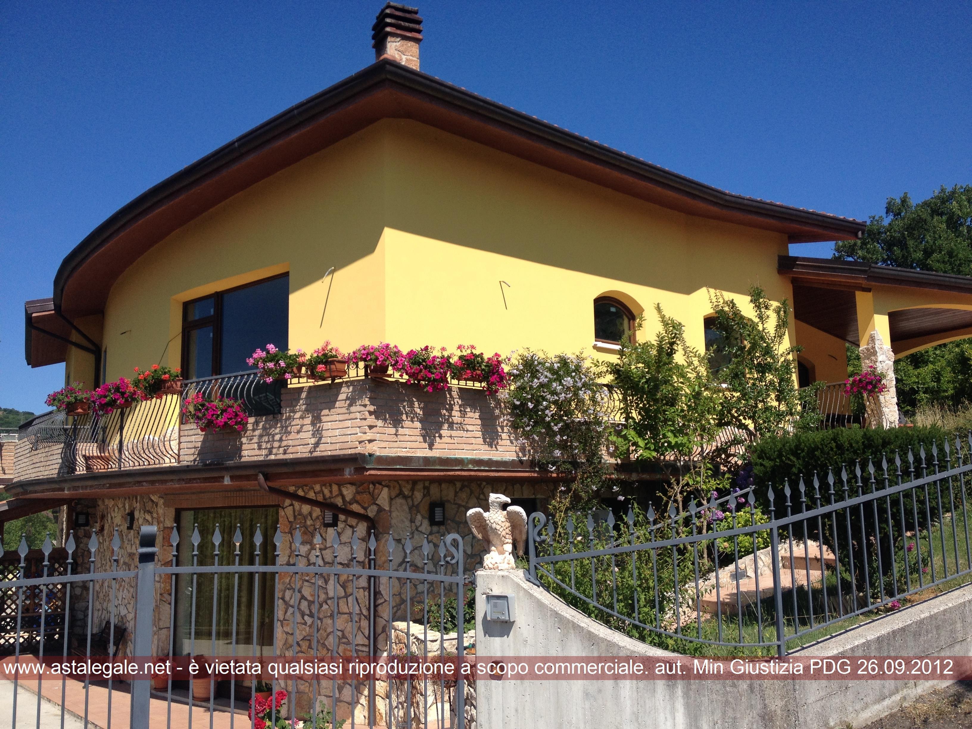 Santa Maria Del Molise (IS) Via Corradino snc