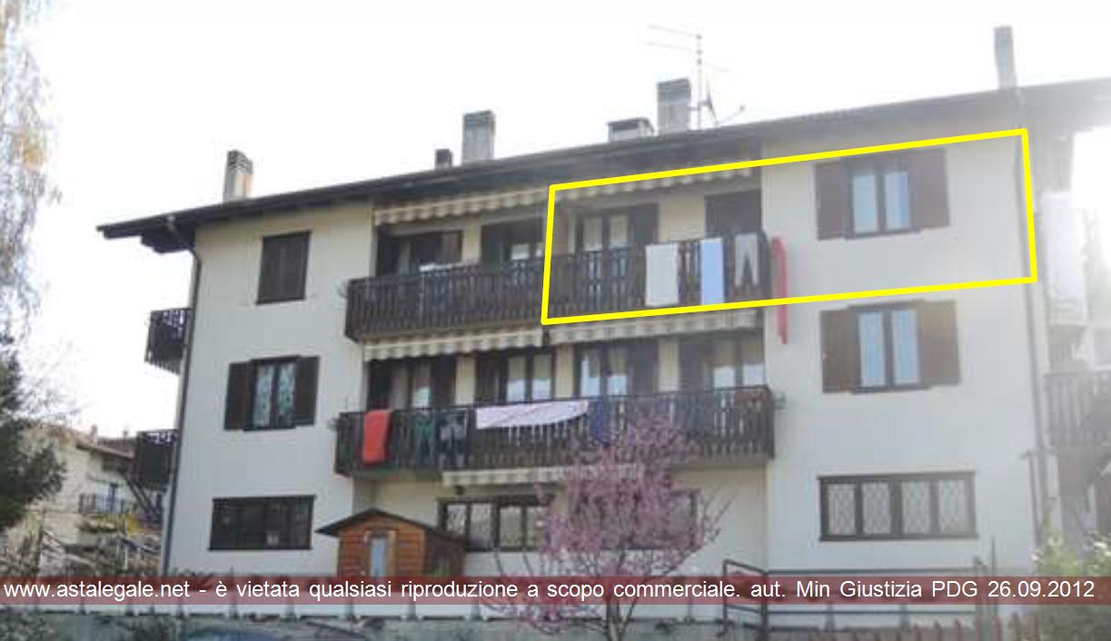 Trento (TN) Frazione Povo - Via Alla Val