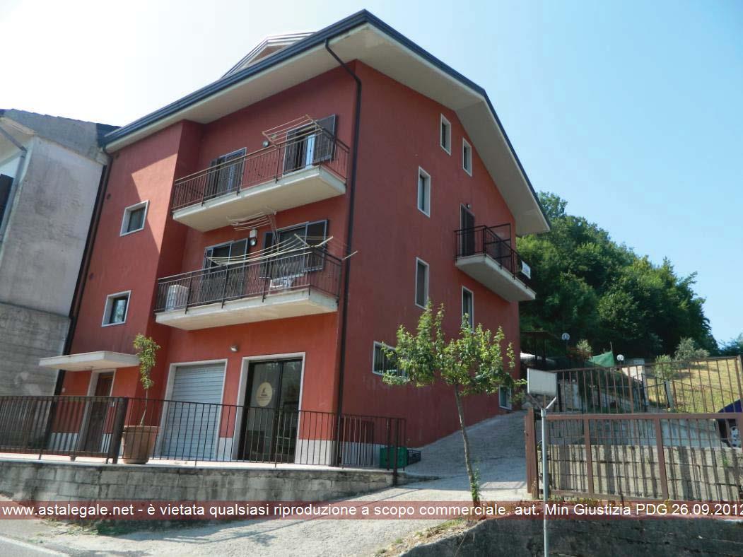 Capriglia Irpina (AV) Via Accesso alla Nazionale snc