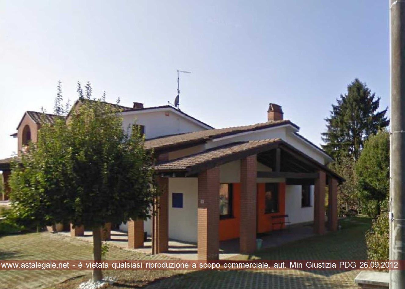 Villanova Sull'arda (PC) Via Roma  34/A