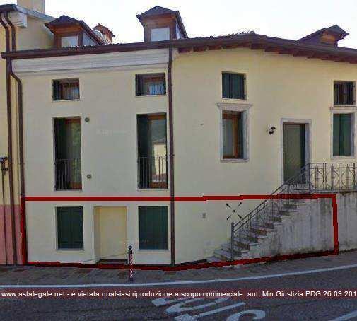 Torrebelvicino (VI) Frazione Pievebelvicino, Via G. Marconi 4