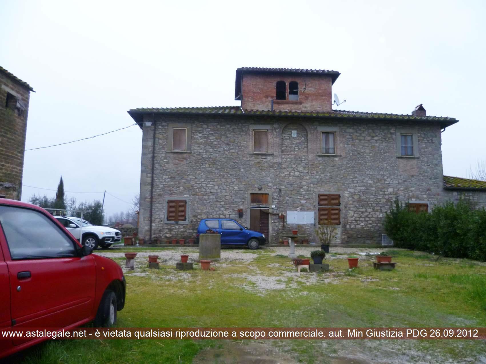 Cortona (AR) Localita' Cà di Masino 28