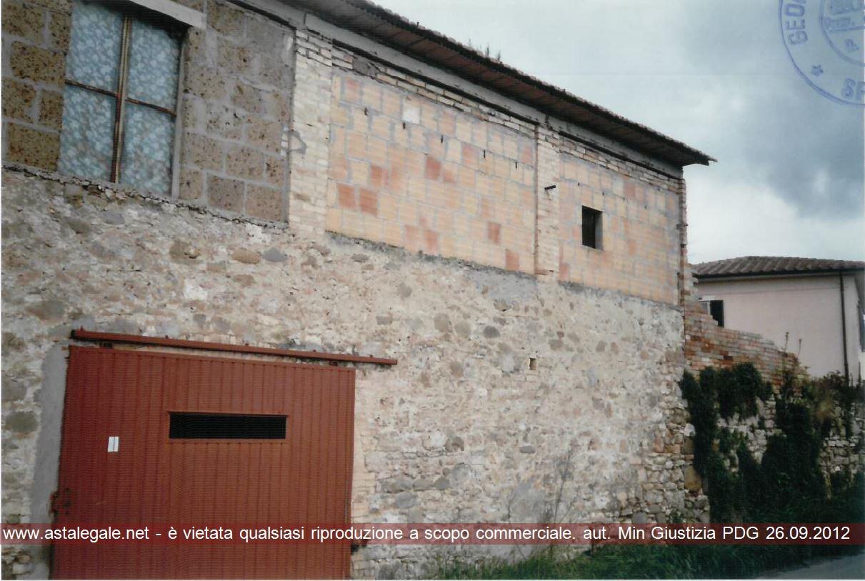 Gualdo Cattaneo (PG) Localita' Pozzo di Gualdo Cattaneo