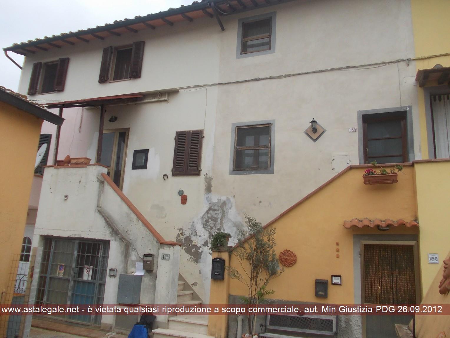 Fucecchio (FI) Localita' San Pierino - Via Sanminiatese 158