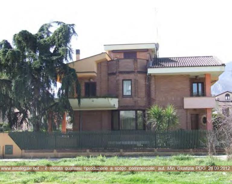 Venafro (IS) Via Fratelli Monachetti 5
