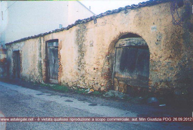Spezzano Albanese (CS) Vicolo Plebiscito