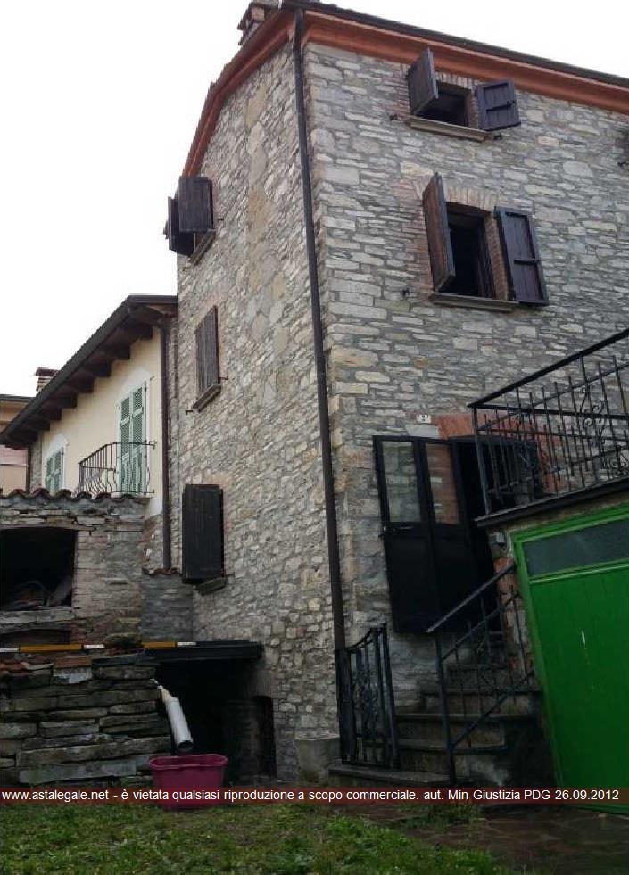 Bobbio (PC) Frazione Mezzano Scotti, via Tosa 8 int B
