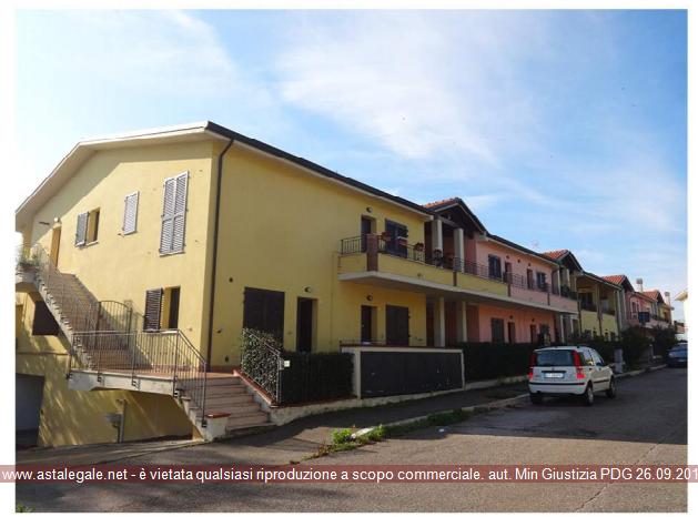 Pesaro (PU) Localita' Ginestreto Via del Crinale