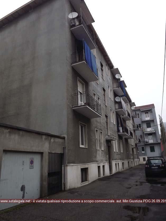 Vigevano (PV) Via De Amicis 36/b