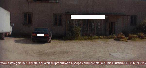Torgiano (PG) Localita' Bufaloro