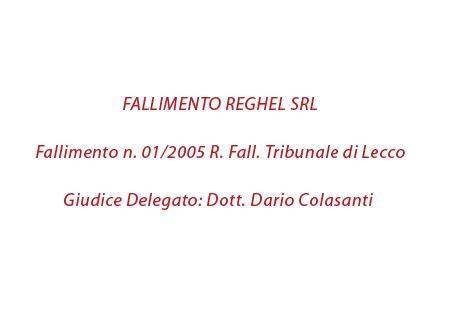 Anteprima foto Tribunale di Lecco - Fall. N. 1/2005