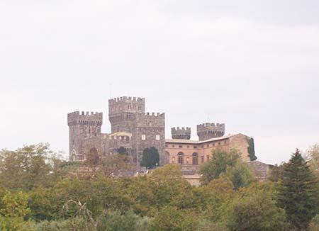 Anteprima foto Frazione Torre Alfina - Via del Castello snc
